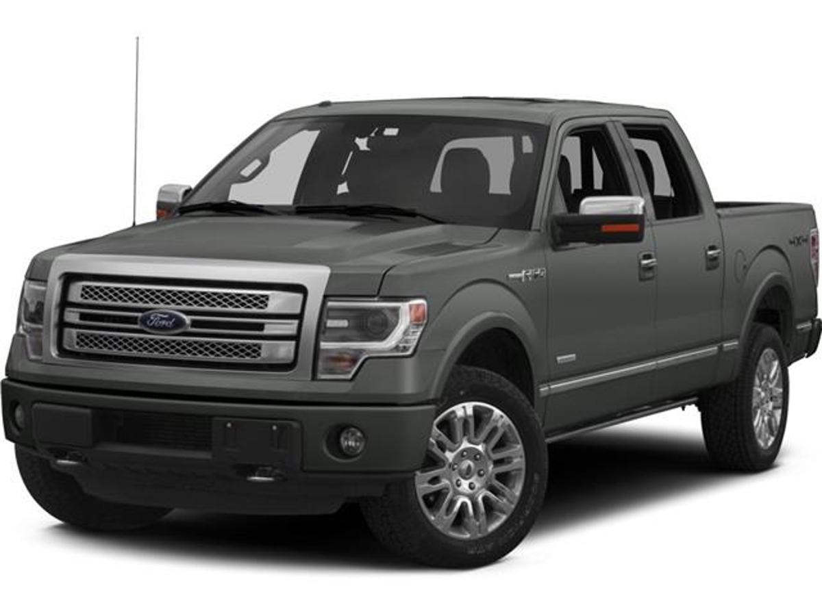 Ford F-150 Platinum Vehicle Details Image