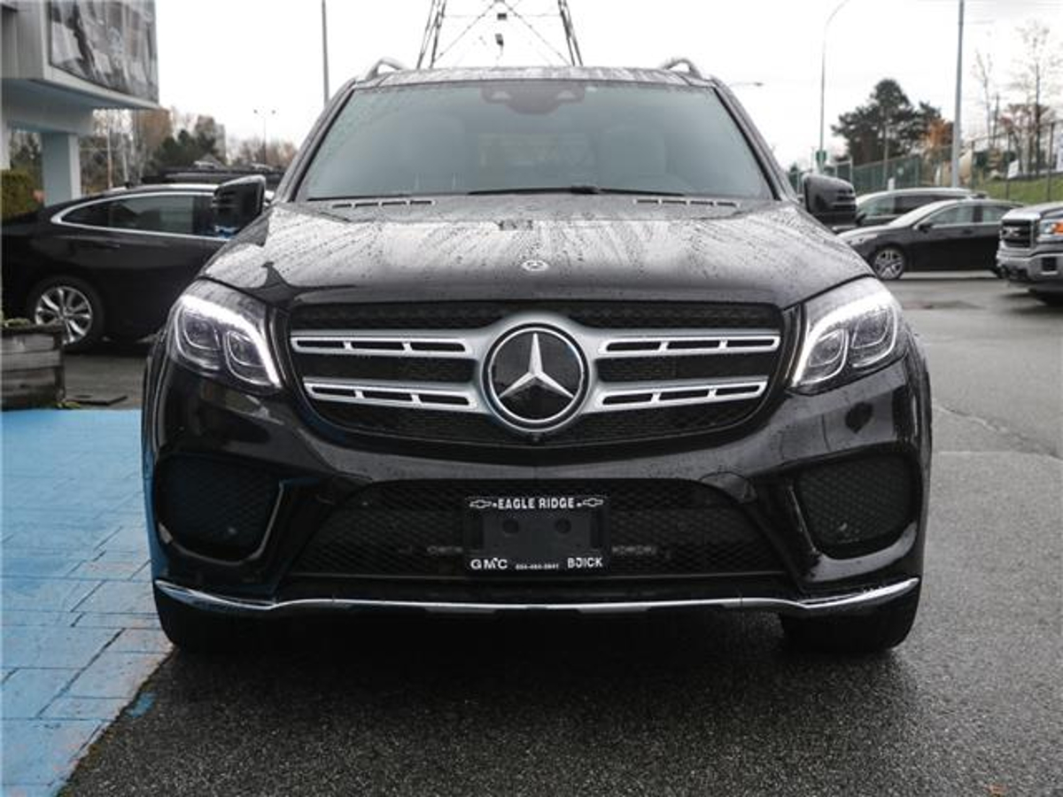 Mercedes-Benz GLS Vehicle Details Image
