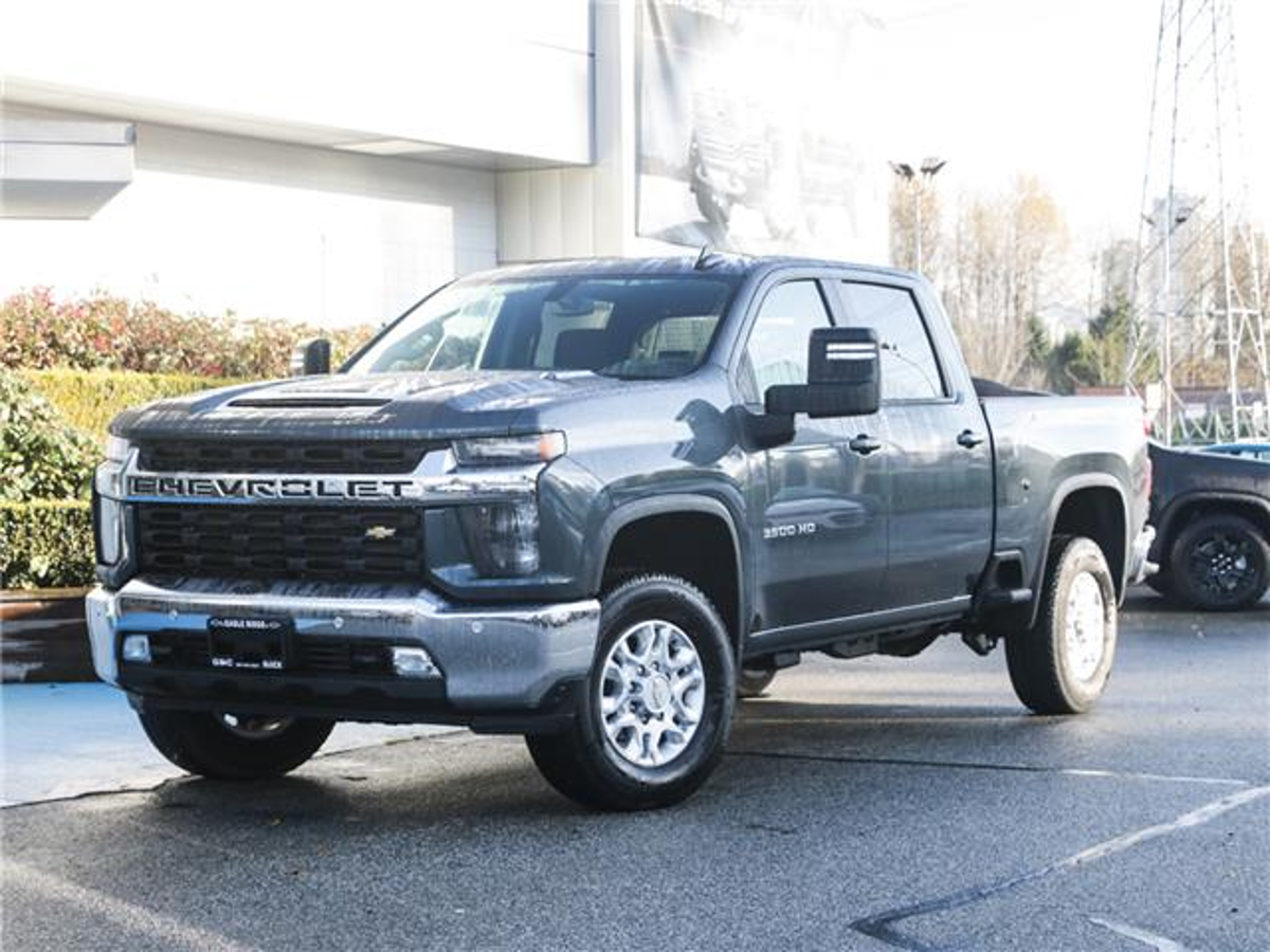 Chevrolet Silverado 3500HD LT Vehicle Details Image