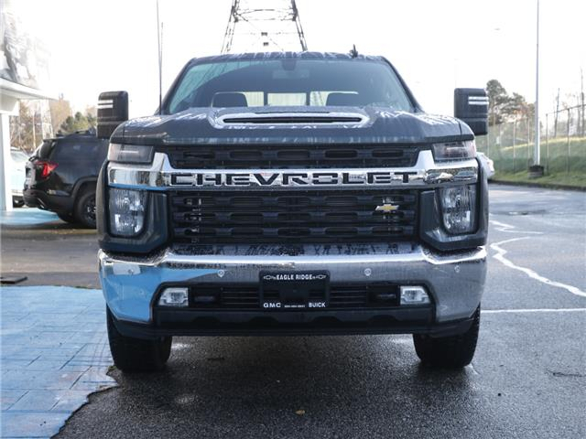 Chevrolet Silverado 3500HD Vehicle Details Image