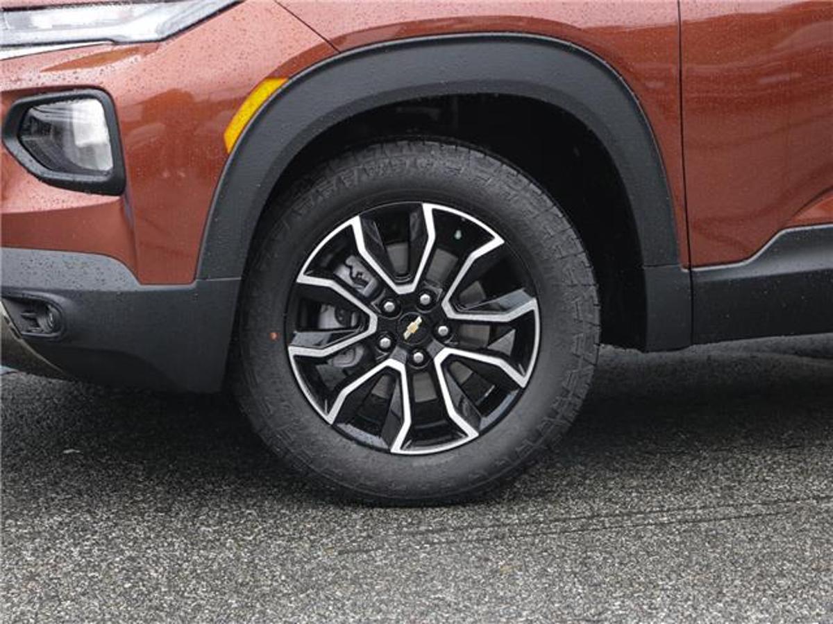 Chevrolet Blazer Vehicle Details Image