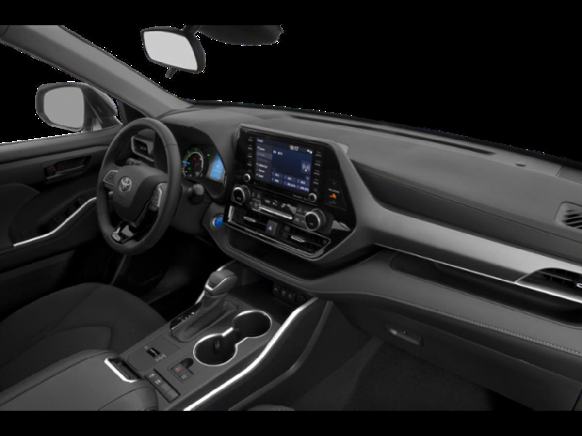 Toyota Highlander Vehicle Details Image
