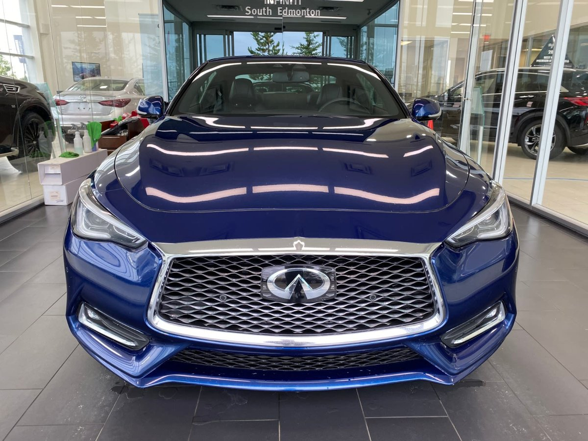INFINITI Q60 Vehicle Details Image