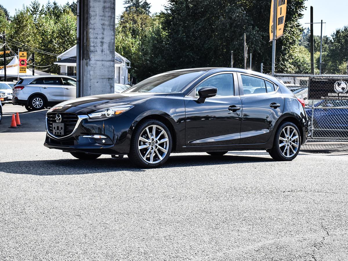 Mazda Mazda3 s Grand Touring AT 5-Door Vehicle Details Image