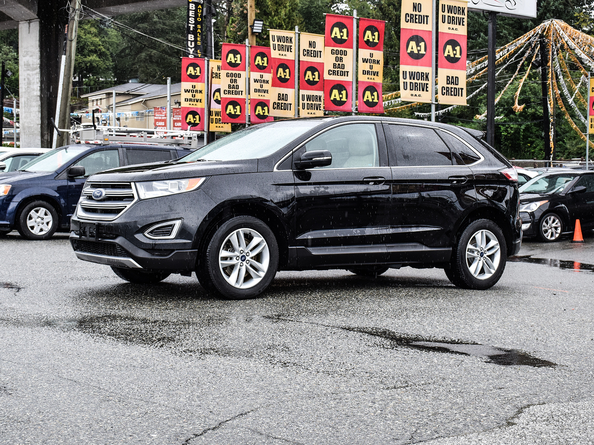 Ford Edge SEL AWD Vehicle Details Image