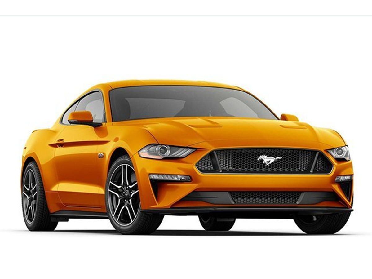 Ford Mustang GT Premium Convertible California Special Active E Vehicle Details Image