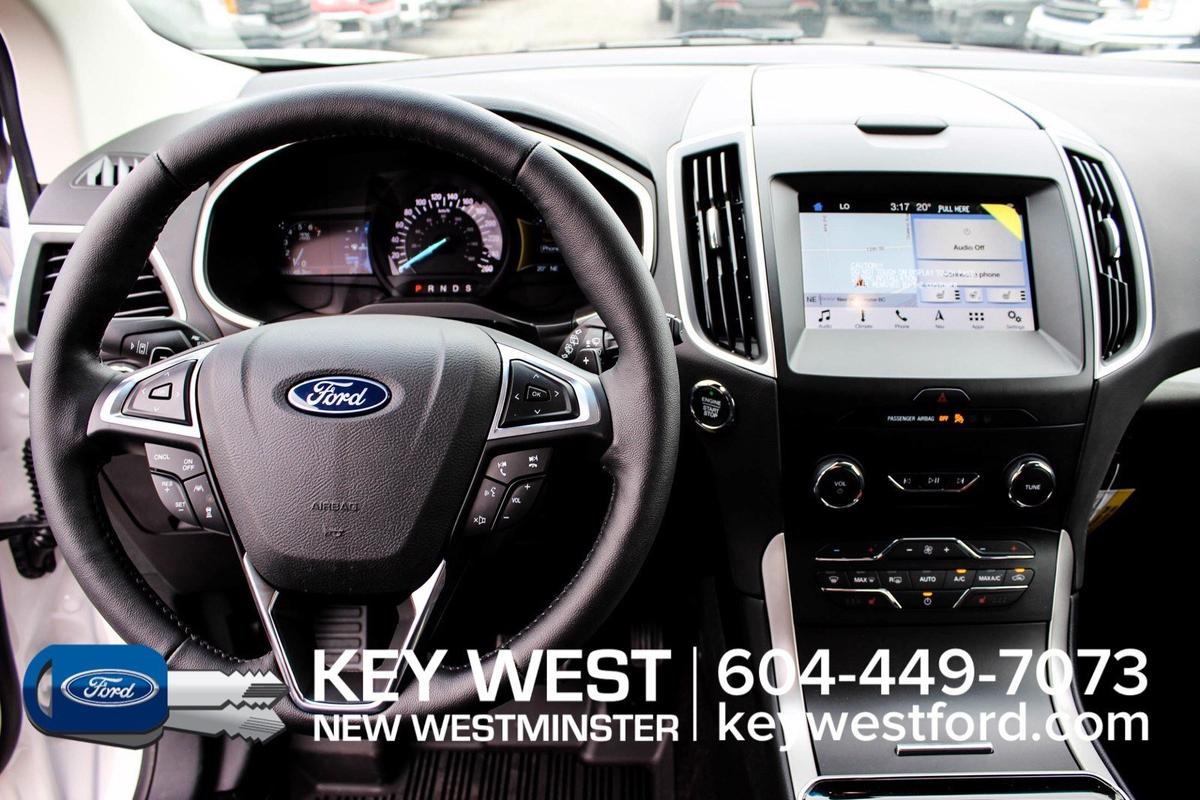 Ford Edge Vehicle Details Image