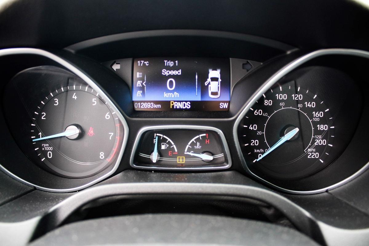 Ford Focus Vehicle Details Image