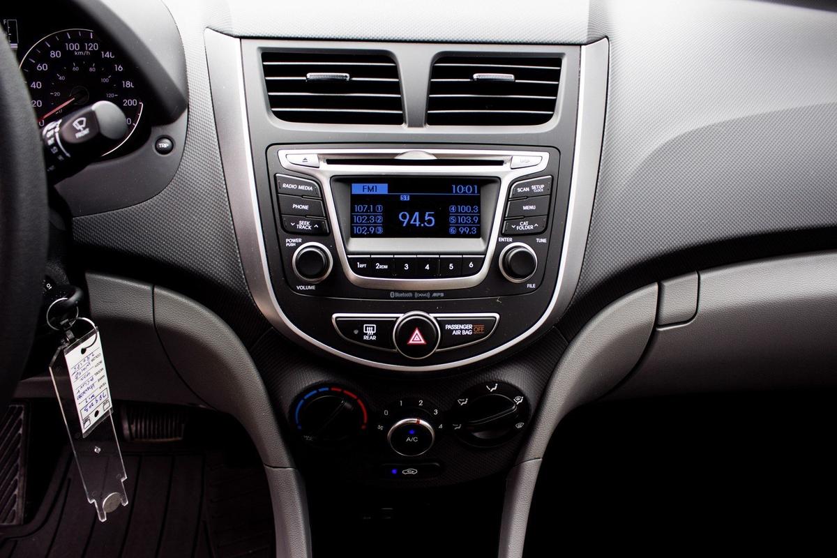 Hyundai Accent Vehicle Details Image