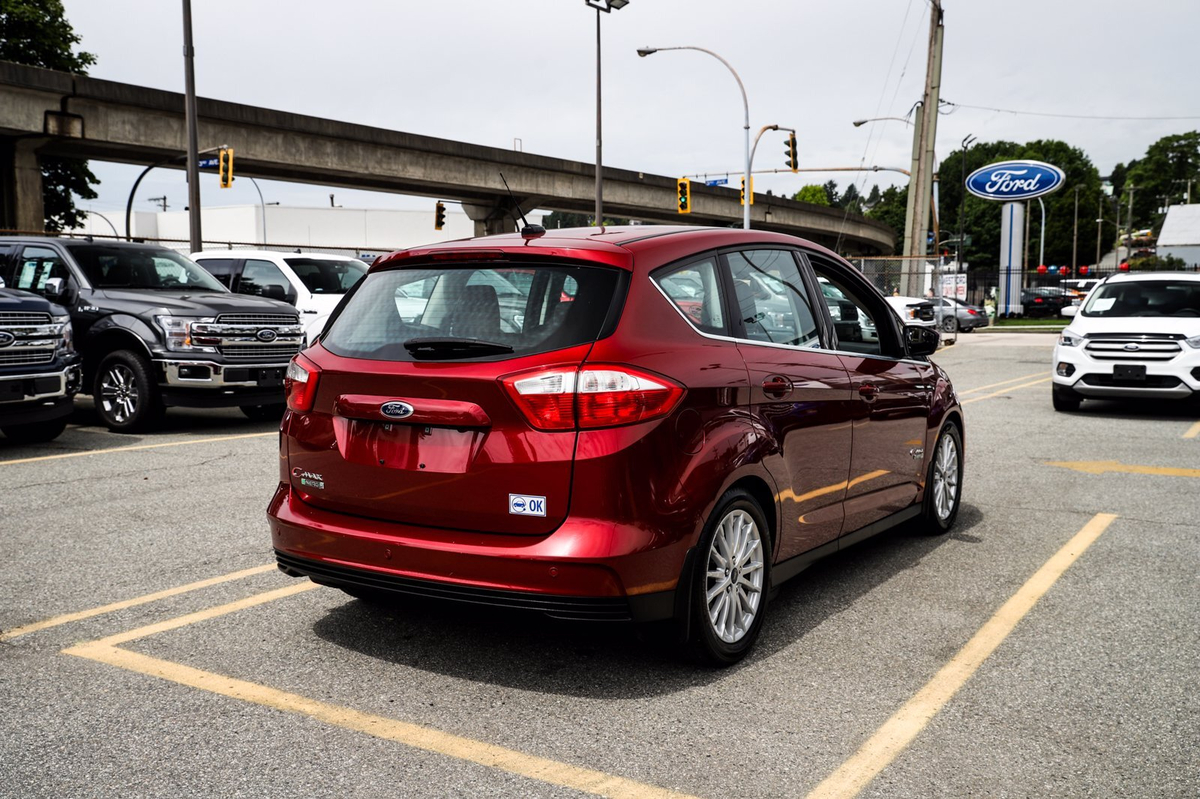 Ford C-MAX Vehicle Details Image