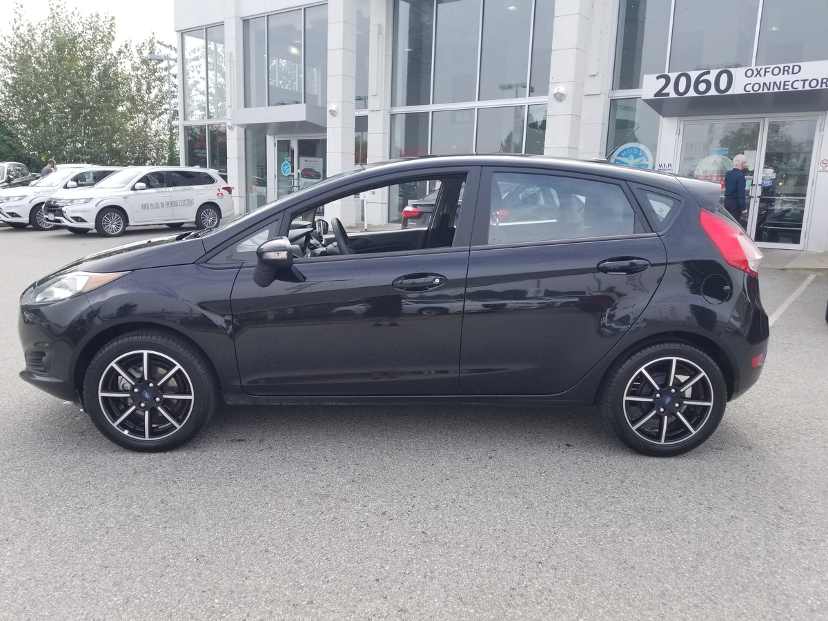 Ford Fiesta Vehicle Details Image