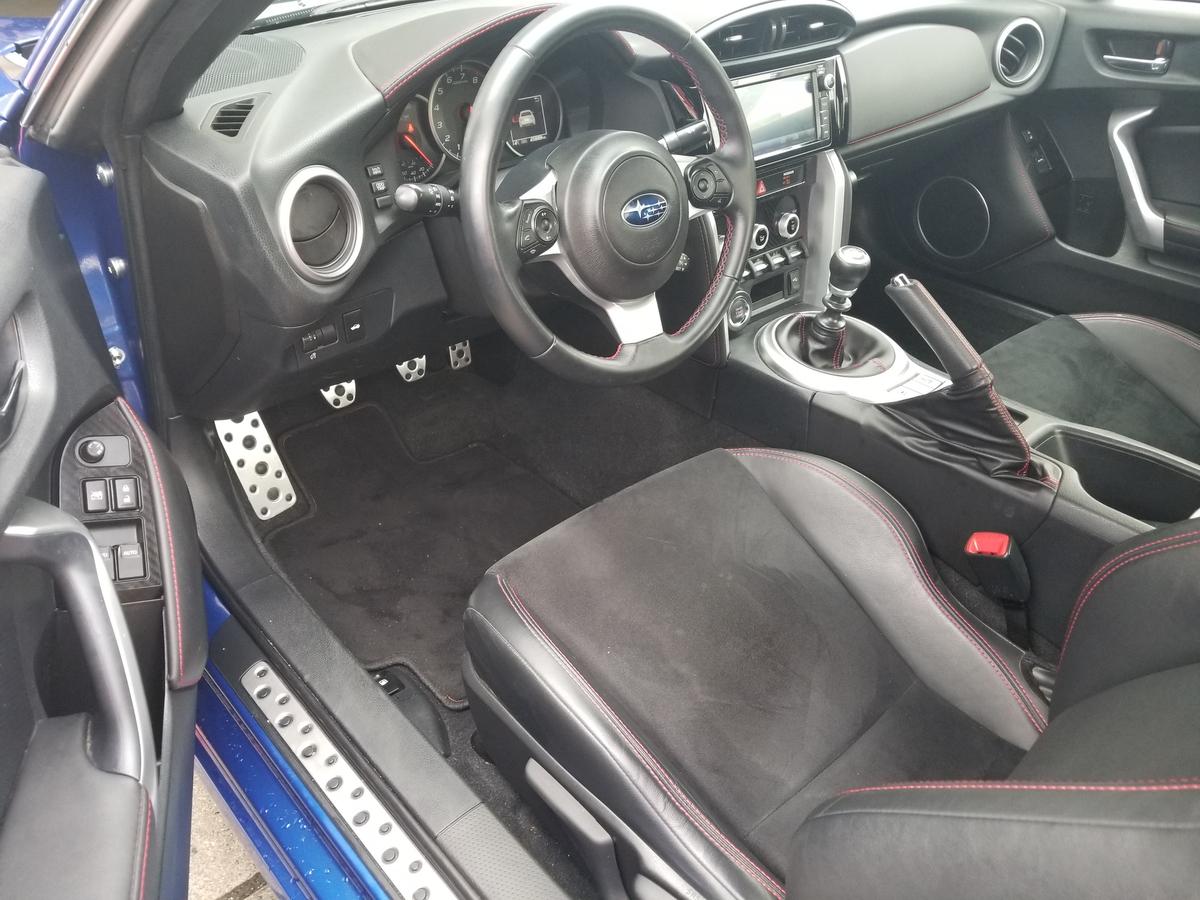 Subaru BRZ Vehicle Details Image