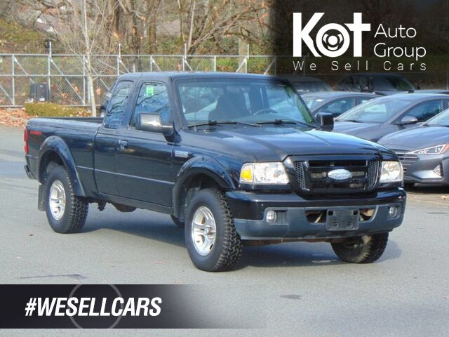 Ford Ranger 2WD SuperCab 126 STX Inventory Image
