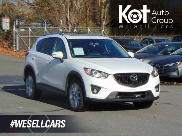 Mazda Cx-5 AWD 4dr Auto GT Vehicle Details Image