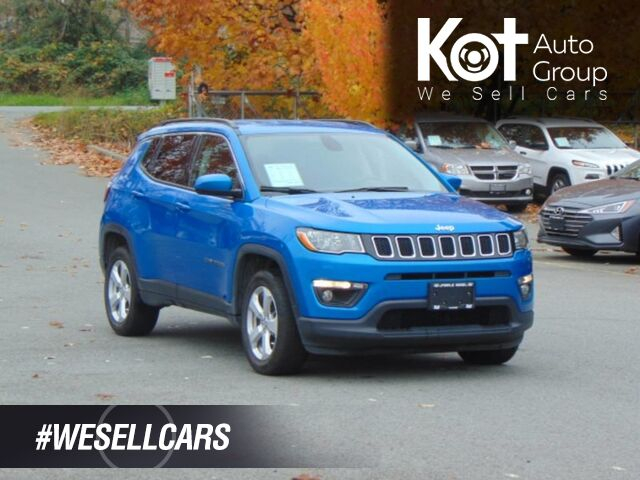 Jeep Compass North 4x4 Vehicle Details Image