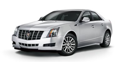 Cadillac CTS Luxury Inventory Image