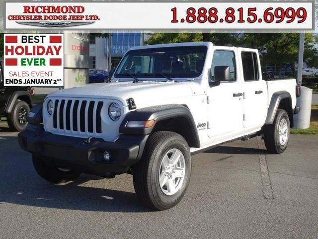 Jeep Gladiator Sport S   Inventory Image