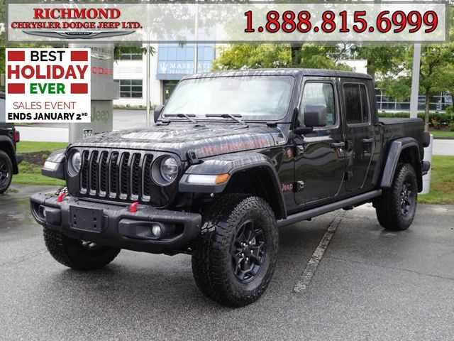 Jeep Gladiator Rubicon   Inventory Image