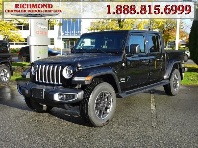 Jeep Gladiator Overland  - Leather Seats Inventory Image