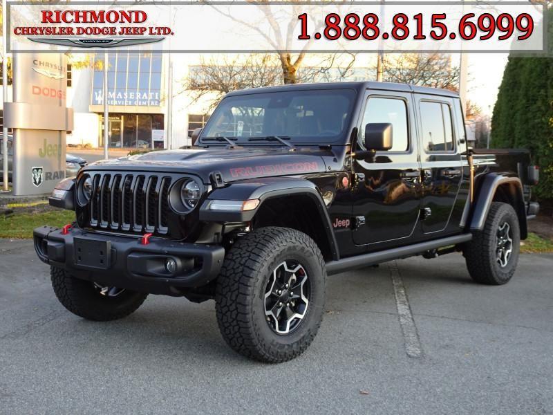Jeep Gladiator Rubicon  -  Fox Shocks - Low Mileage Vehicle Details Image