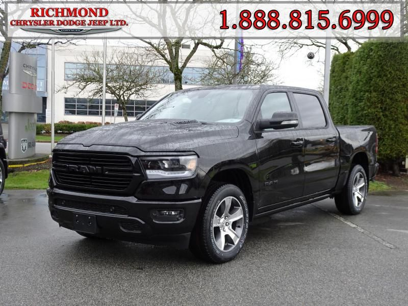 RAM Ram Pickup 1500 Rebel  - Leather Seats - Sunroof Inventory Image