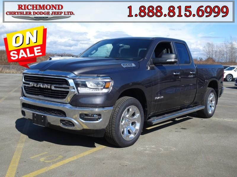 Ram Ram pickup 1500 Big Horn  *Blowout Sale-Brand new vehicle, Used car price* Vehicle Details Image
