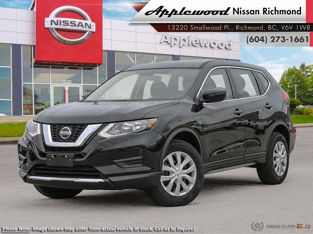 Nissan Rogue S Inventory Image