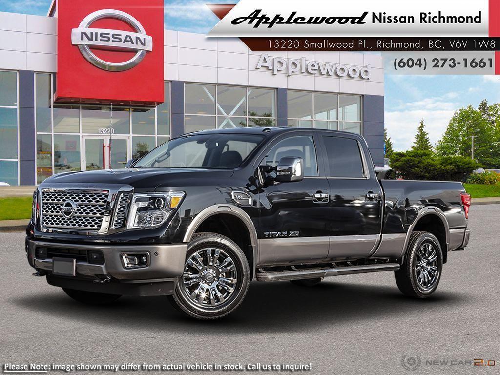 Nissan Titan XD Platinum Reserve Inventory Image
