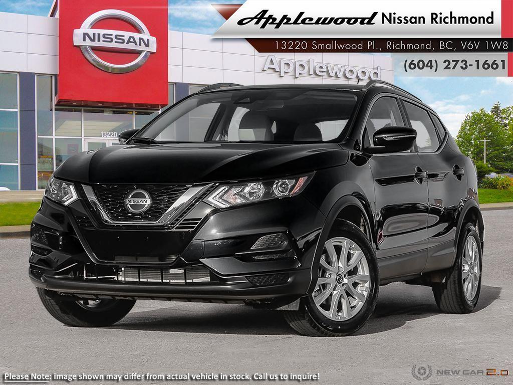 Nissan Qashqai SV Inventory Image