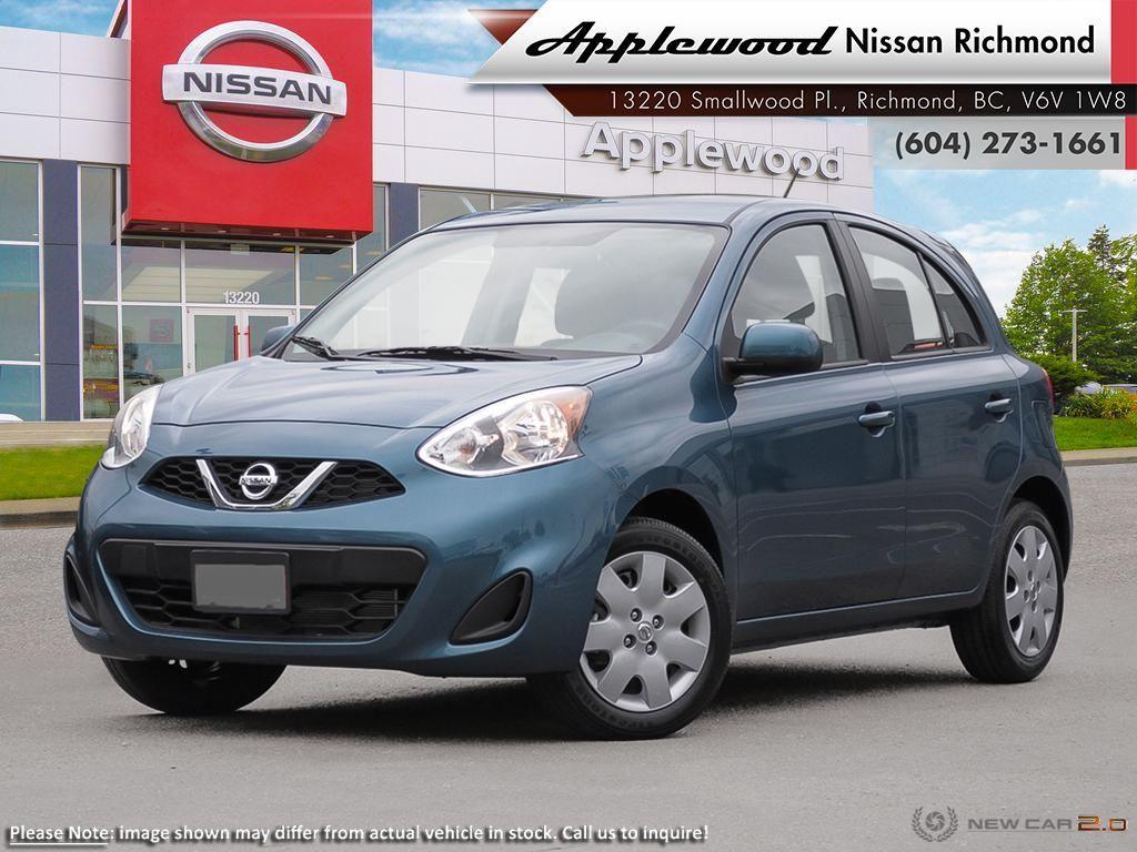 Nissan Micra SV Inventory Image