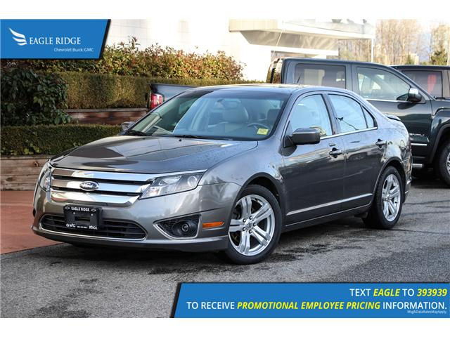 Ford Fusion SEL Inventory Image