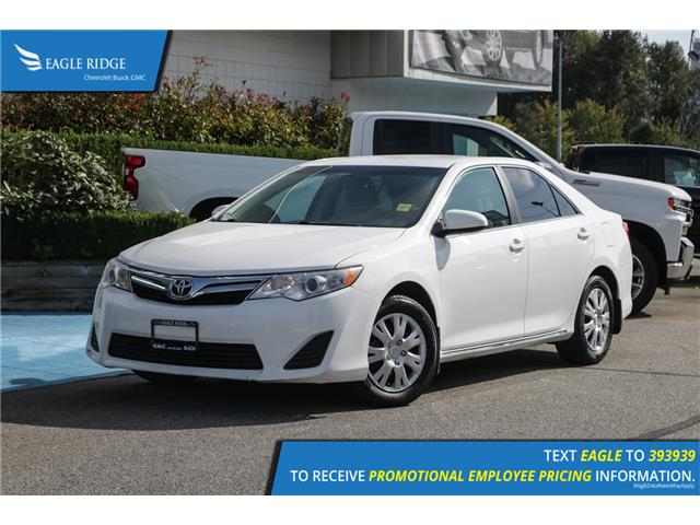 Toyota Camry LE Inventory Image