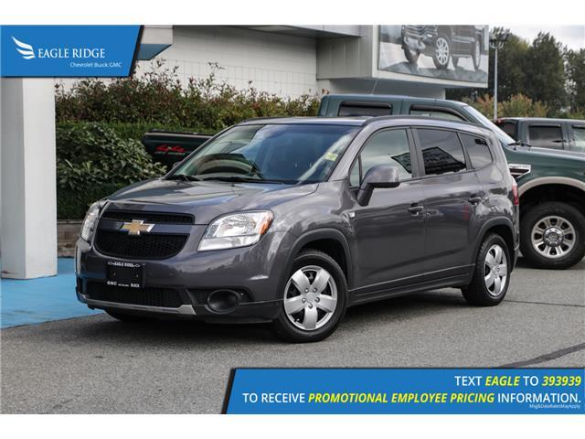 Chevrolet Orlando 1LT Inventory Image