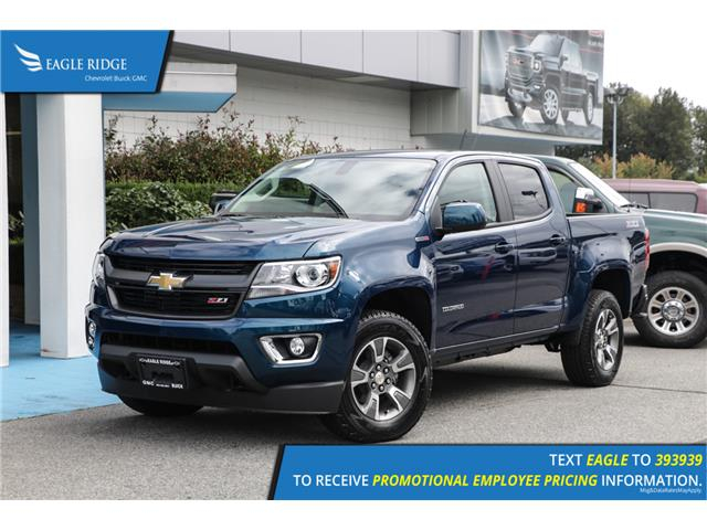 Chevrolet Colorado Z71 Vehicle Details Image