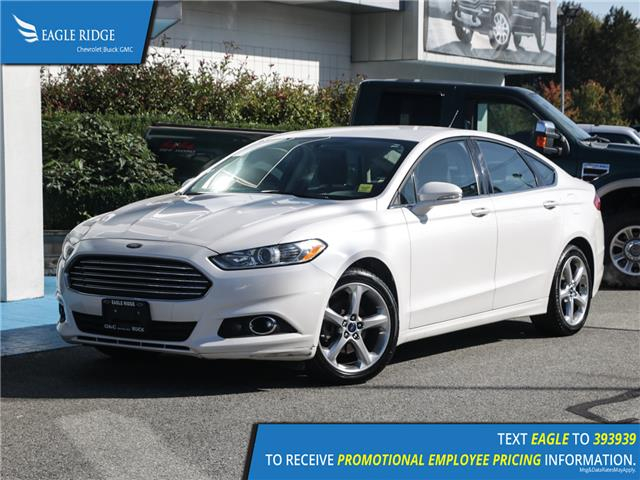 Ford Fusion SE Inventory Image
