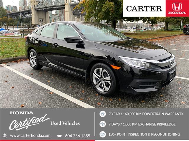 Honda Civic LX Inventory Image