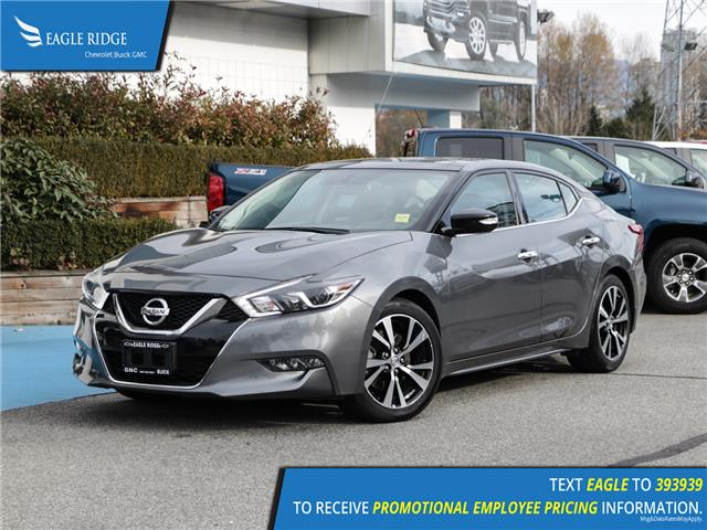 Nissan Maxima SL Inventory Image
