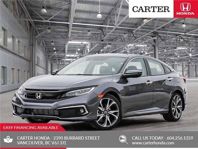 Honda Civic Touring Inventory Image