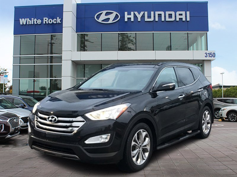 Hyundai Santa Fe Sport 2.0T Limited - Sunroof Inventory Image